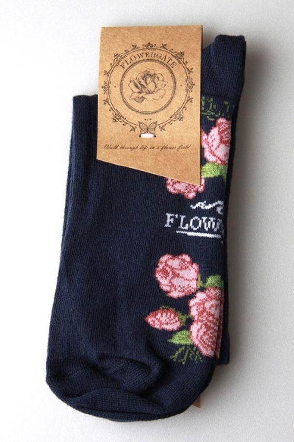 Flowergate sokker